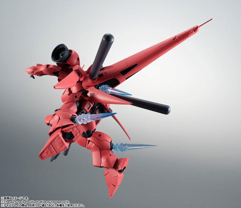 ROBOT魂 〈SIDE MS〉 AGX-04 ガーベラ・テトラFIGURE-124262_06