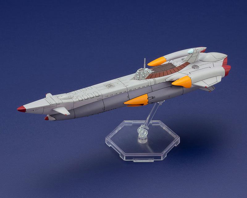 ふしぎの海のナディア N-ノーチラス号 with ノーチラス号 DXセット 11000 プラモデルTOY-SCL3-27354_04