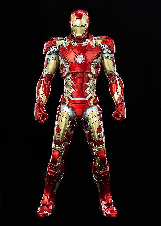 Infinity Saga 112 DLX Iron Man Mark 43 (インフィニティ・サーガ 112 DLX アイアンマン・マーク43) 可動フィギュアFIGURE-124958_01