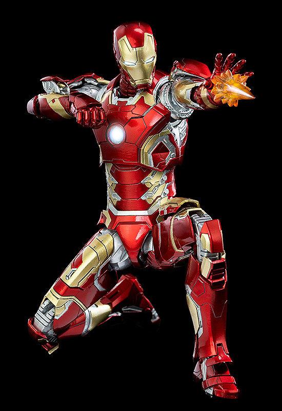 Infinity Saga 112 DLX Iron Man Mark 43 (インフィニティ・サーガ 112 DLX アイアンマン・マーク43) 可動フィギュアFIGURE-124958_03