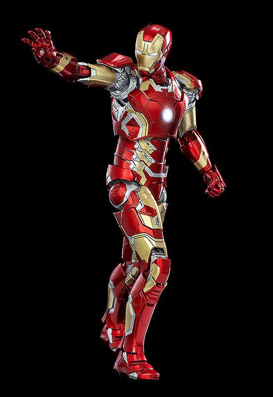 Infinity Saga 112 DLX Iron Man Mark 43 (インフィニティ・サーガ 112 DLX アイアンマン・マーク43) 可動フィギュアFIGURE-124958_04