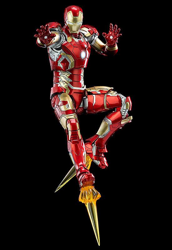 Infinity Saga 112 DLX Iron Man Mark 43 (インフィニティ・サーガ 112 DLX アイアンマン・マーク43) 可動フィギュアFIGURE-124958_08