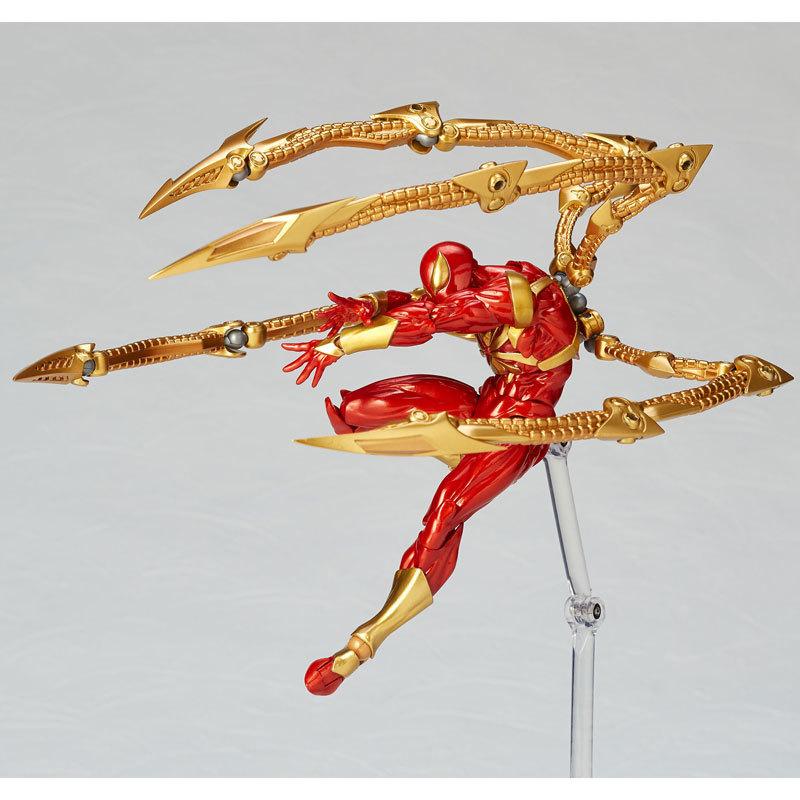 フィギュアコンプレックス アメイジング・ヤマグチ Iron Spider アイアン・スパイダーFIGURE-124787_04
