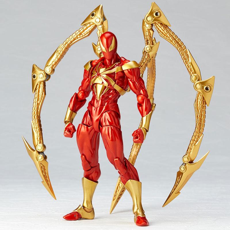 フィギュアコンプレックス アメイジング・ヤマグチ Iron Spider アイアン・スパイダーFIGURE-124787_05