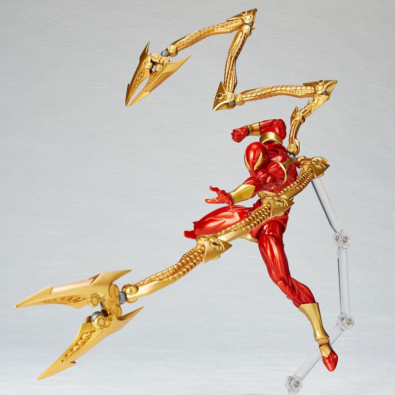 フィギュアコンプレックス アメイジング・ヤマグチ Iron Spider アイアン・スパイダーFIGURE-124787_07