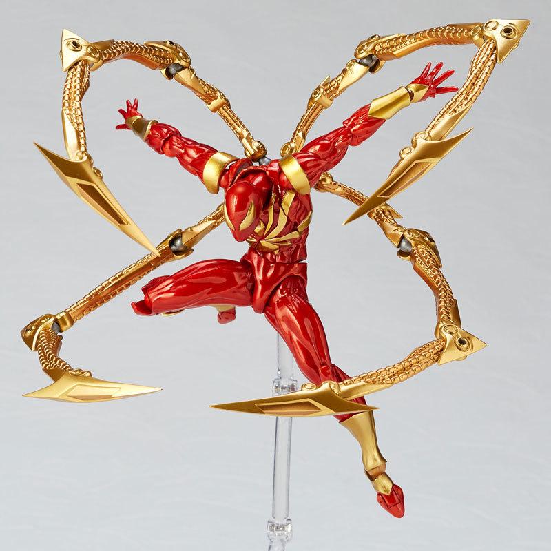 フィギュアコンプレックス アメイジング・ヤマグチ Iron Spider アイアン・スパイダーFIGURE-124787_08