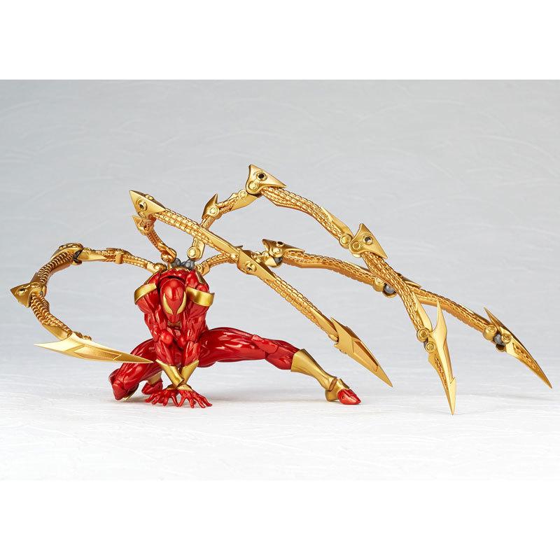 フィギュアコンプレックス アメイジング・ヤマグチ Iron Spider アイアン・スパイダーFIGURE-124787_09