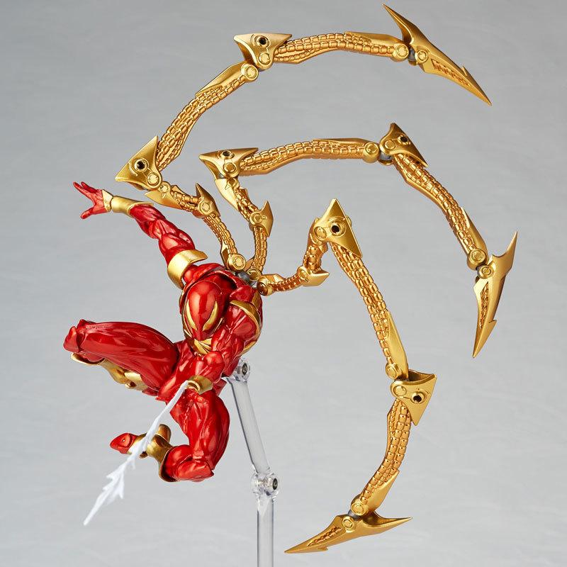フィギュアコンプレックス アメイジング・ヤマグチ Iron Spider アイアン・スパイダーFIGURE-124787_10