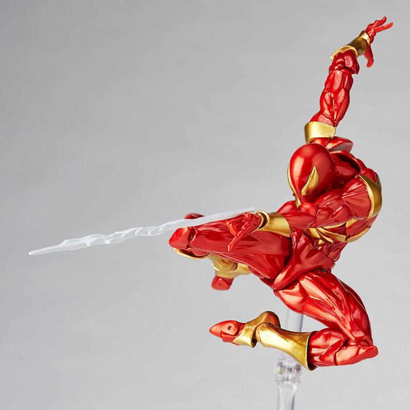 フィギュアコンプレックス アメイジング・ヤマグチ Iron Spider アイアン・スパイダーFIGURE-124787_11