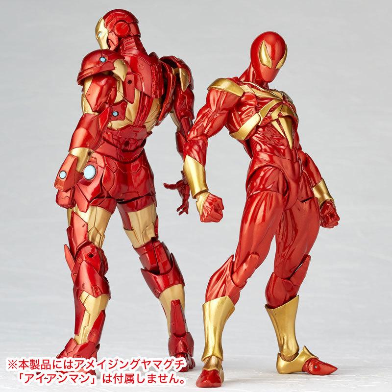 フィギュアコンプレックス アメイジング・ヤマグチ Iron Spider アイアン・スパイダーFIGURE-124787_15