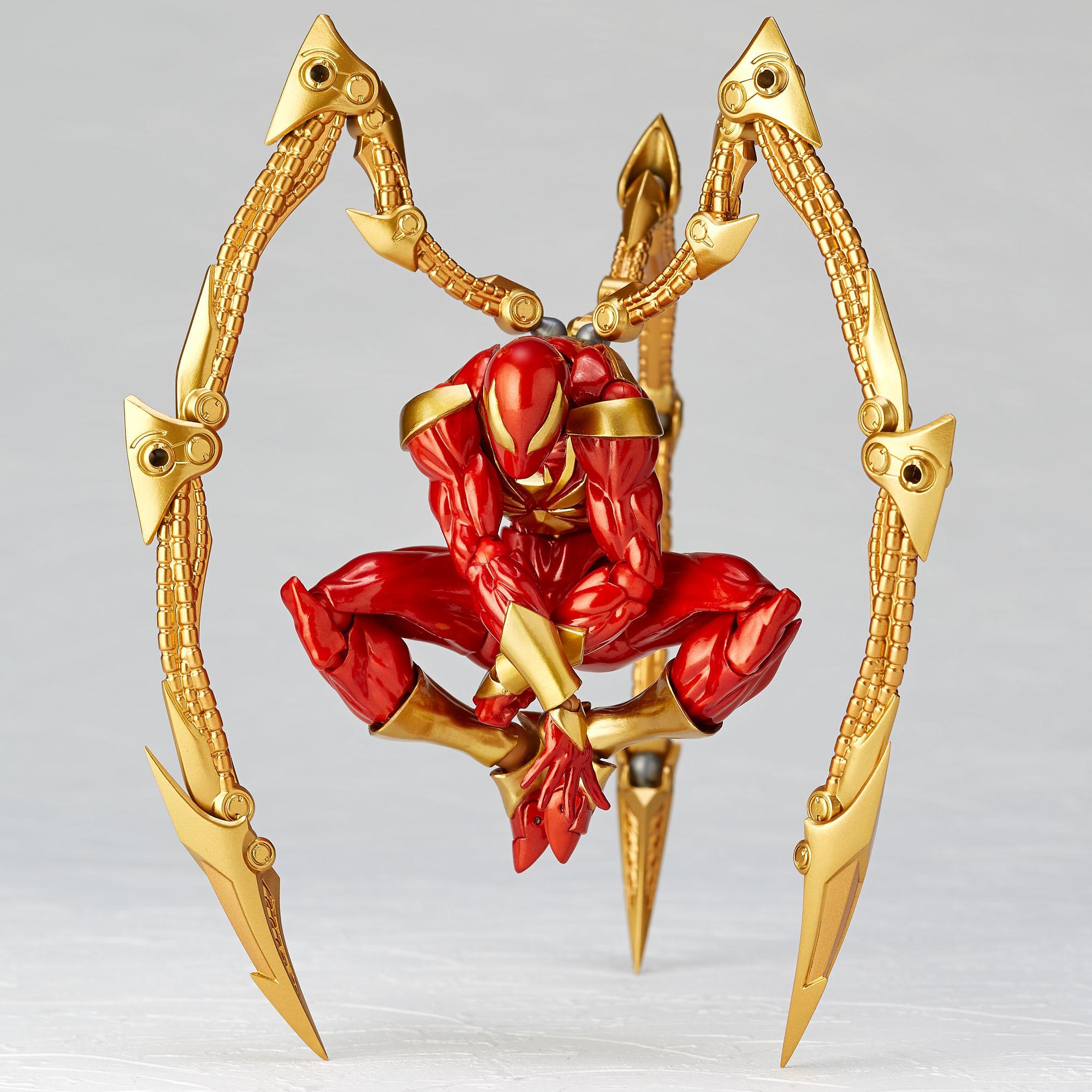 フィギュアコンプレックス アメイジング・ヤマグチ Iron Spider アイアン・スパイダーFIGURE-124787_17