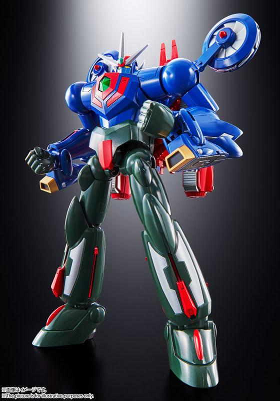 超合金魂 GX-96 ゲッターロボ號FIGURE-125708_01