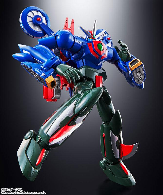 超合金魂 GX-96 ゲッターロボ號FIGURE-125708_03
