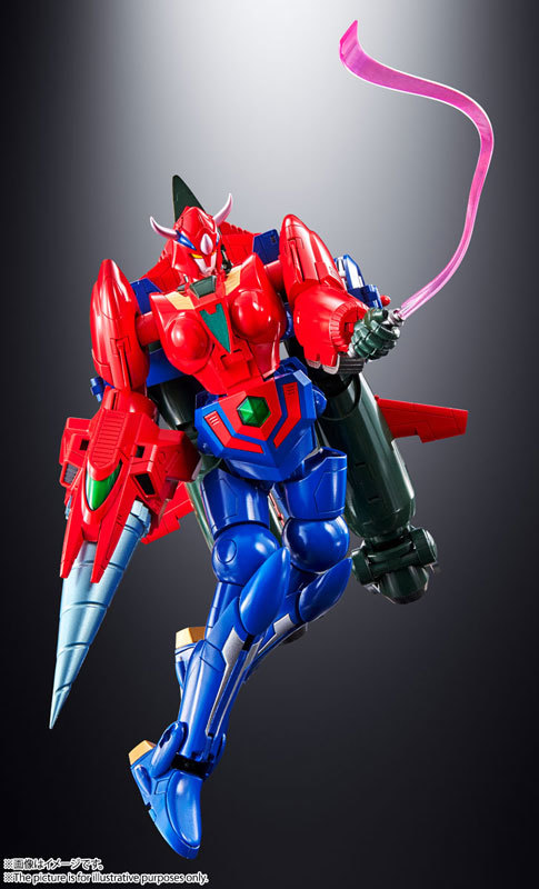 超合金魂 GX-96 ゲッターロボ號FIGURE-125708_06