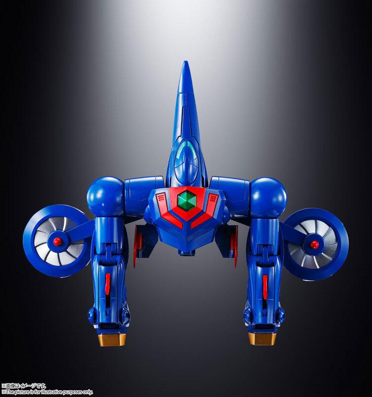 超合金魂 GX-96 ゲッターロボ號FIGURE-125708_12