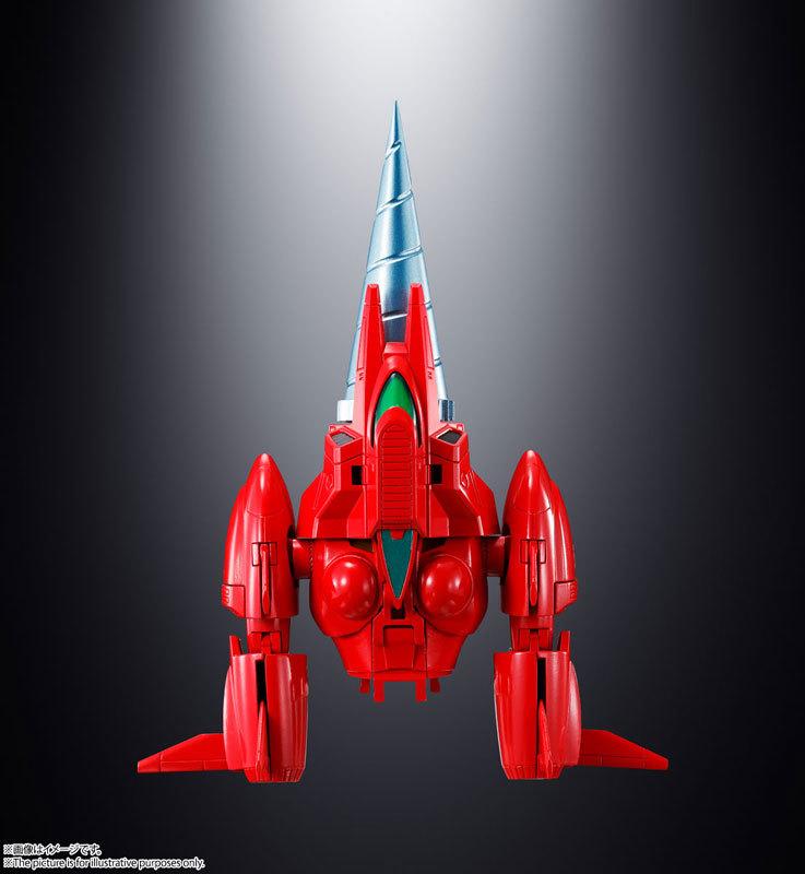 超合金魂 GX-96 ゲッターロボ號FIGURE-125708_13