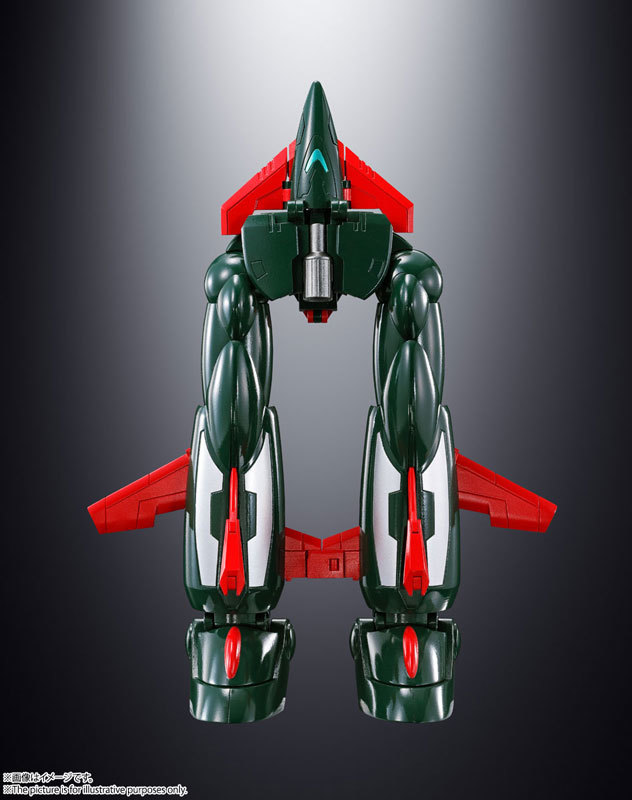 超合金魂 GX-96 ゲッターロボ號FIGURE-125708_14