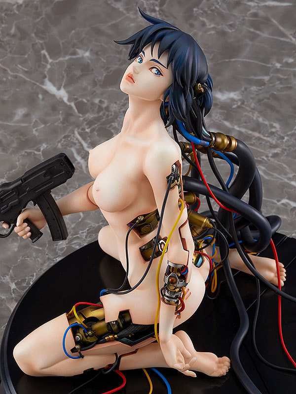 GHOST IN THE SHELL攻殻機動隊 草薙素子 14 フィギュアFIGURE-126027_06
