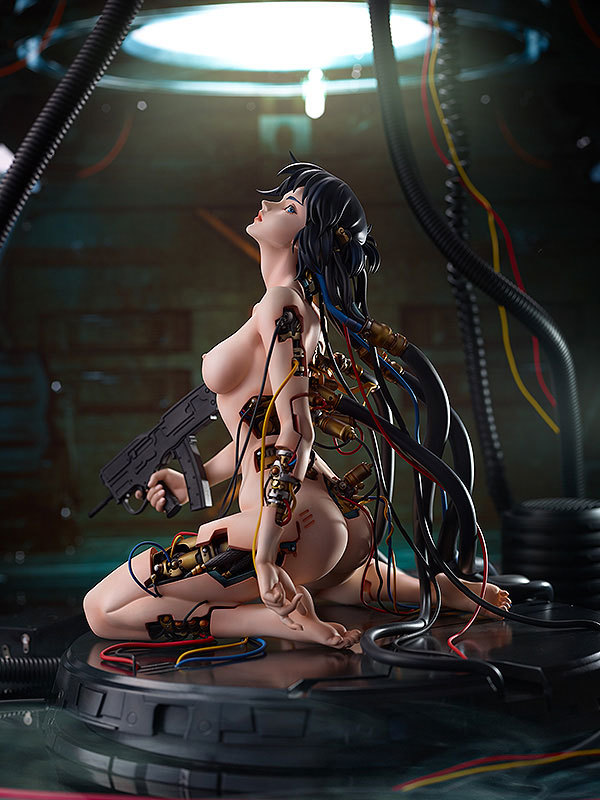 GHOST IN THE SHELL攻殻機動隊 草薙素子 14 フィギュアFIGURE-126027_08