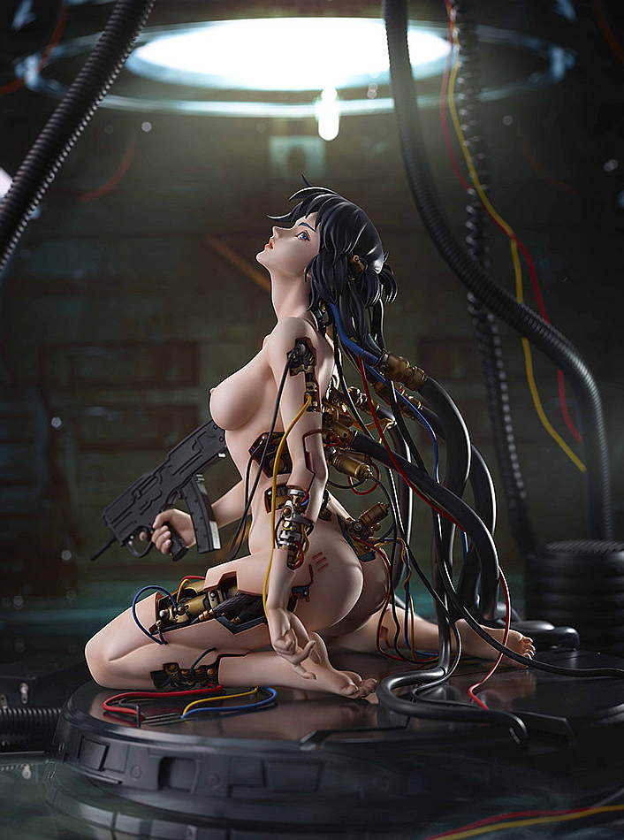 GHOST IN THE SHELL攻殻機動隊 草薙素子 14 フィギュアFIGURE-126027_13