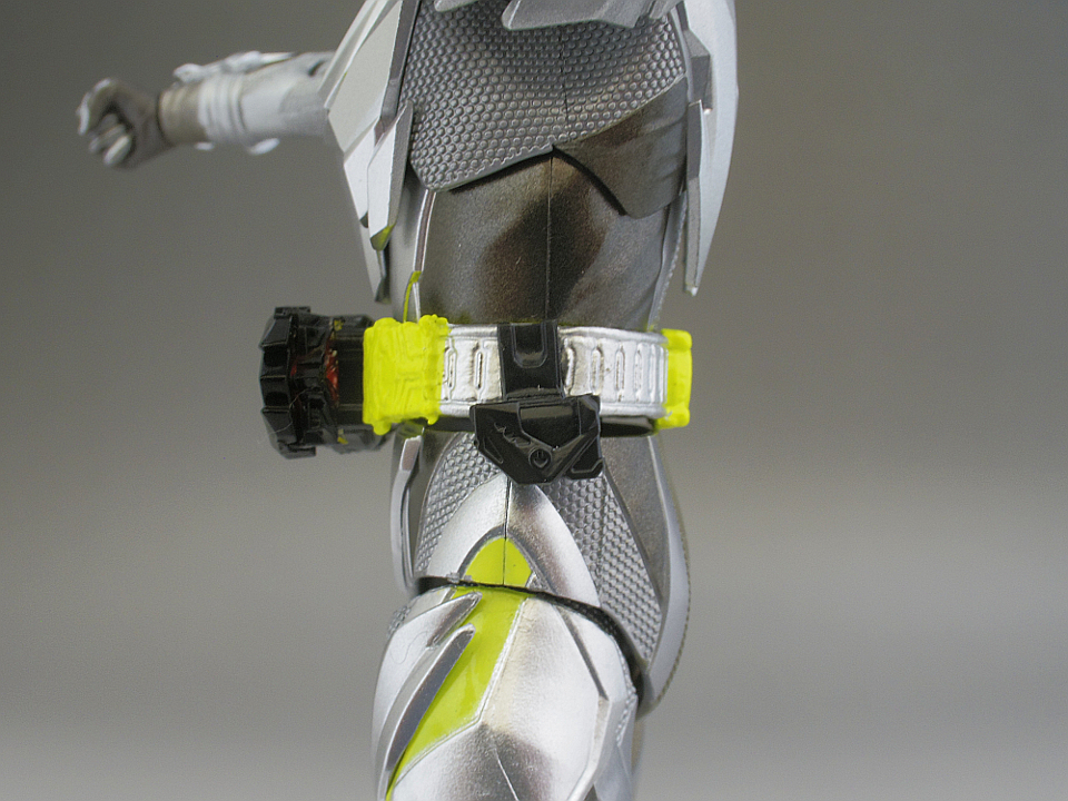 フィギュアーツ メタルクラスタ20