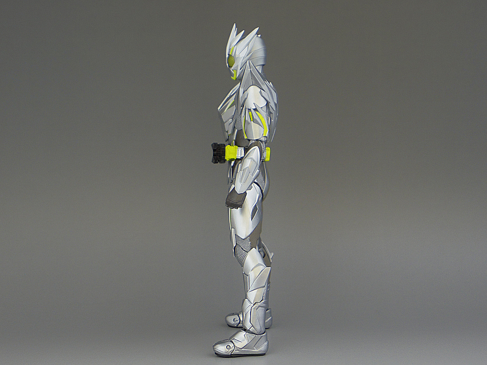 フィギュアーツ メタルクラスタ4