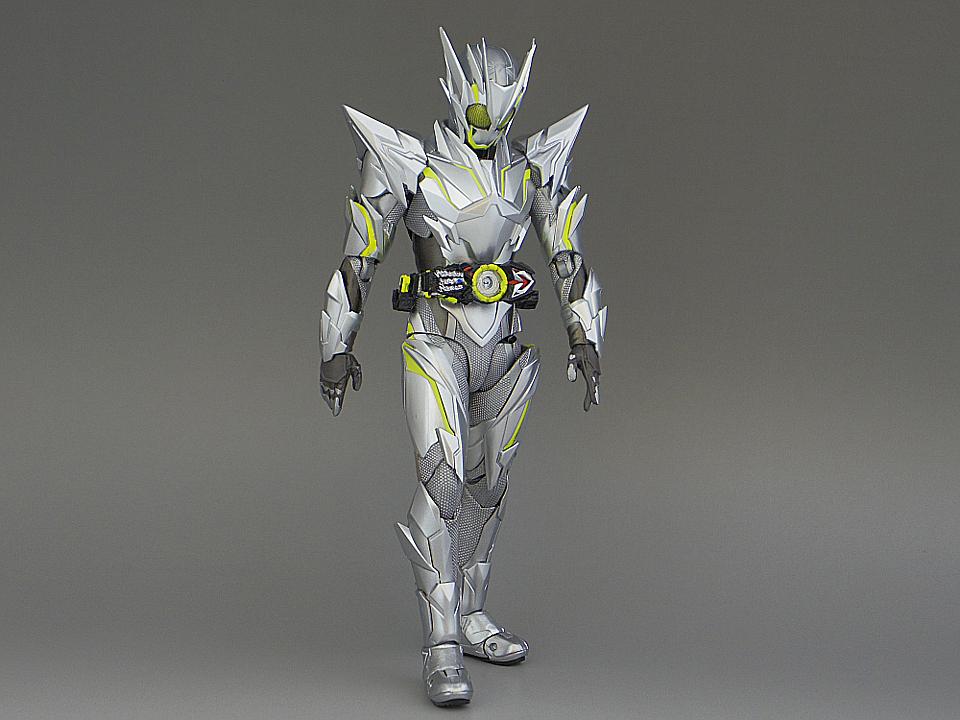 フィギュアーツ メタルクラスタ50