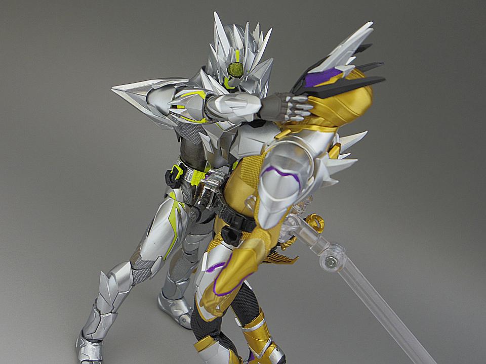 フィギュアーツ メタルクラスタ58