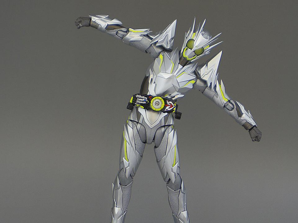 フィギュアーツ メタルクラスタ43