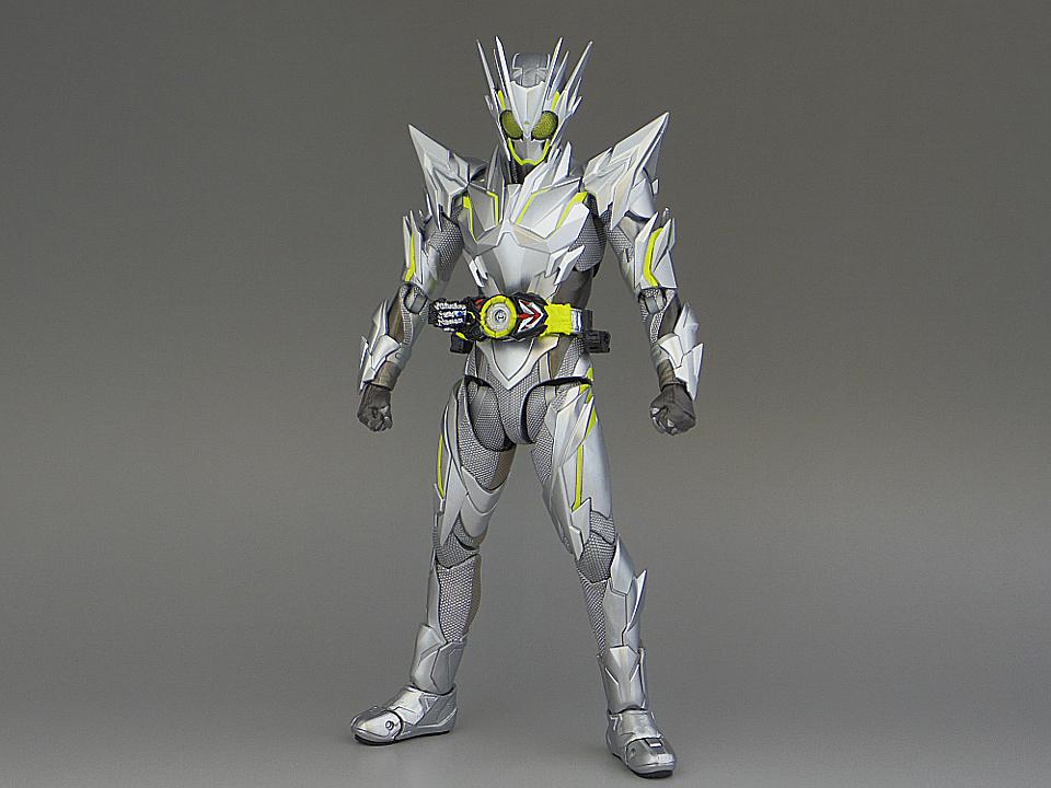 フィギュアーツ メタルクラスタ46