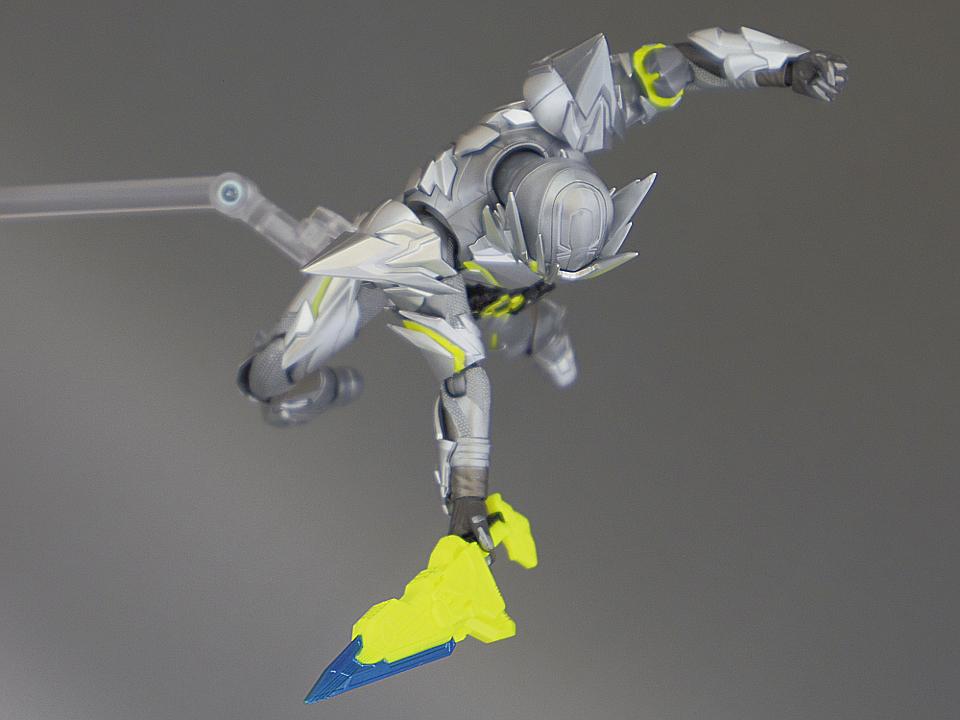 フィギュアーツ メタルクラスタ69