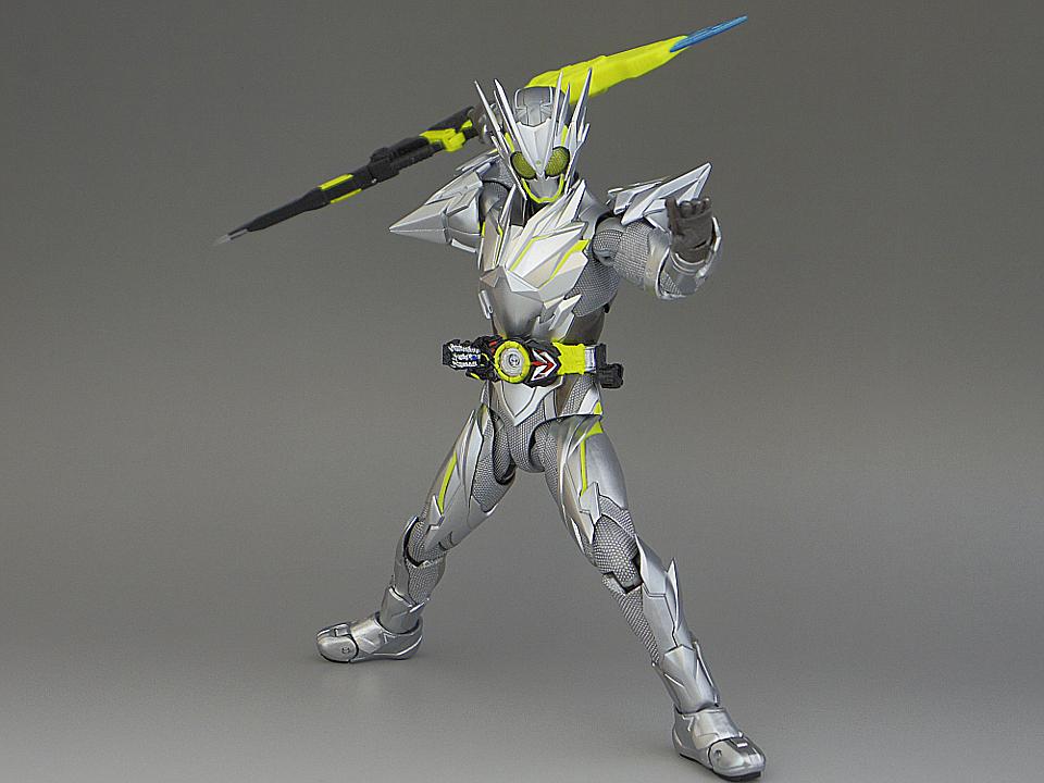 フィギュアーツ メタルクラスタ73