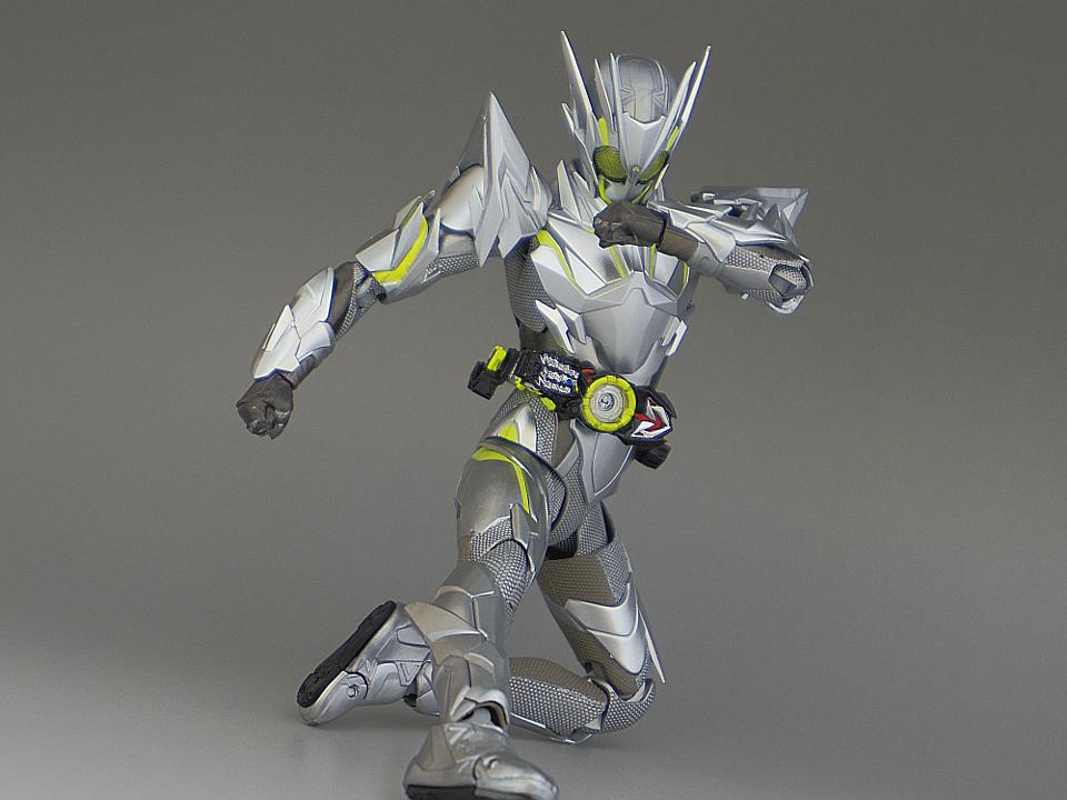フィギュアーツ メタルクラスタ76