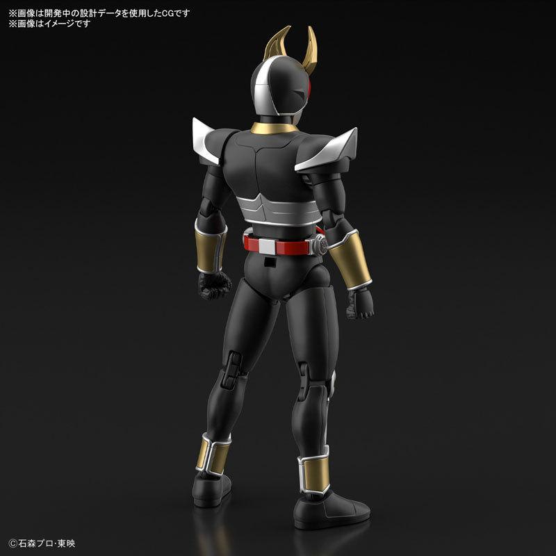 Figure-rise Standard 仮面ライダーアギト グランドフォーム プラモデルFIGURE-126355_02