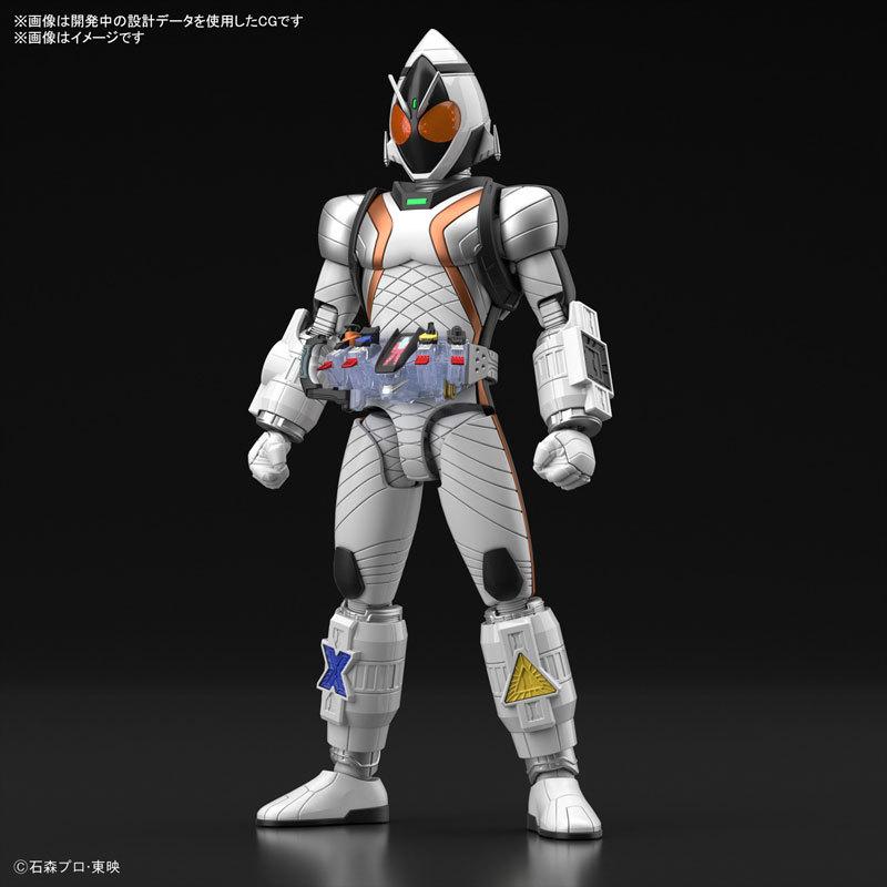 Figure-rise Standard 仮面ライダーフォーゼ ベースステイツ プラモデルFIGURE-126362_01