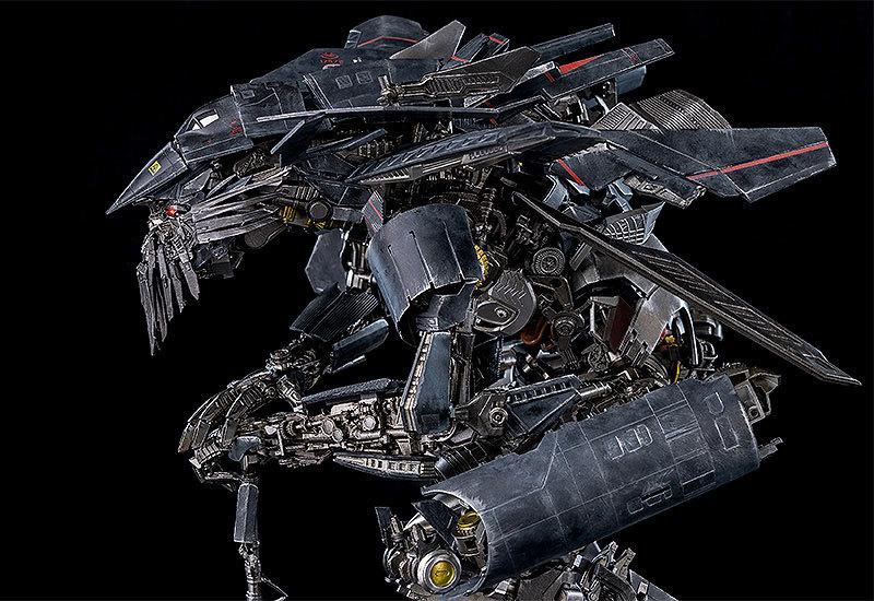 Transformers: Revenge of the Fallen DLX Jetfire ジェットファイヤー 可動フィギュアFIGURE-126010_05