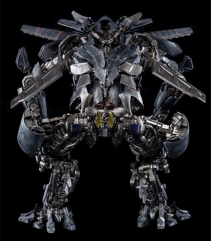Transformers: Revenge of the Fallen DLX Jetfire ジェットファイヤー 可動フィギュアFIGURE-126010_08