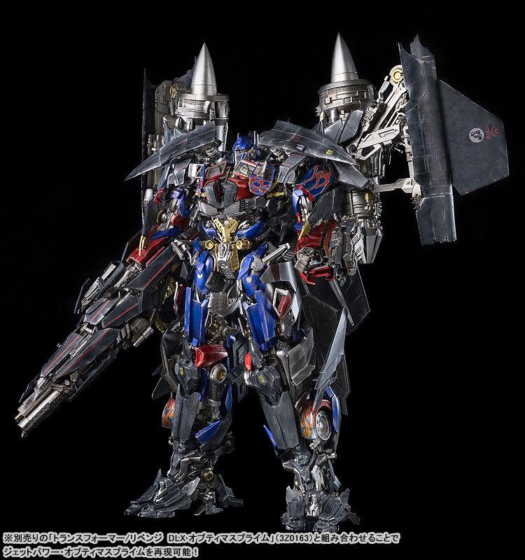 Transformers: Revenge of the Fallen DLX Jetfire ジェットファイヤー 可動フィギュアFIGURE-126010_09
