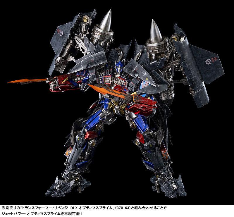 Transformers: Revenge of the Fallen DLX Jetfire ジェットファイヤー 可動フィギュアFIGURE-126010_10