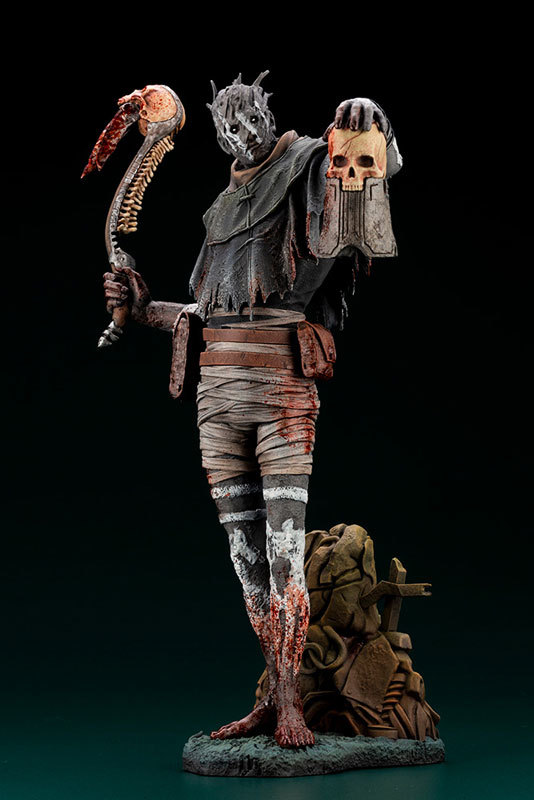 DEAD BY DAYLIGHT レイス 完成品フィギュアFIGURE-126690_01