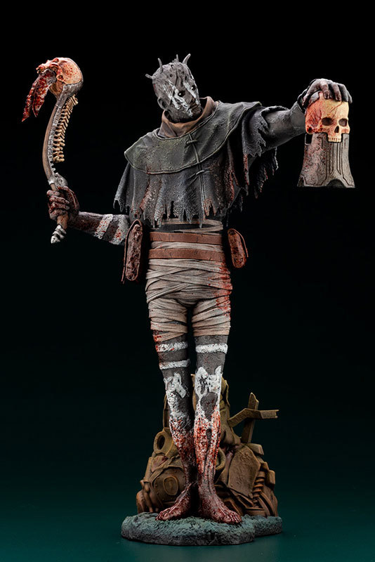 DEAD BY DAYLIGHT レイス 完成品フィギュアFIGURE-126690_02