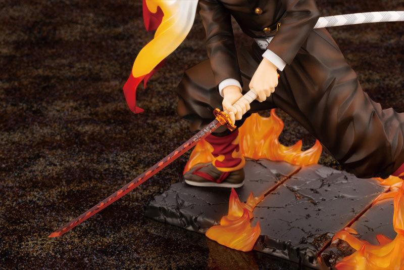 ARTFX J 鬼滅の刃 煉獄杏寿郎 18 完成品フィギュアFIGURE-126635_09