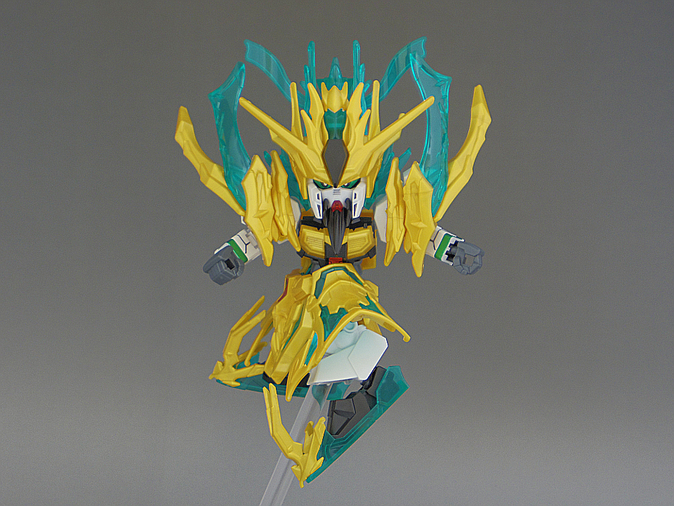 SD 武聖関羽νガンダム48