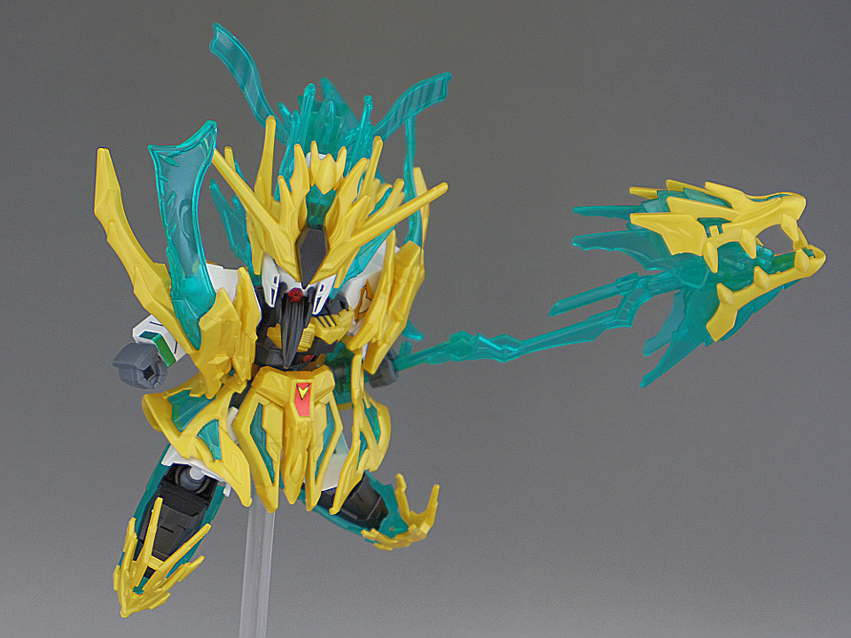 SD 武聖関羽νガンダム61
