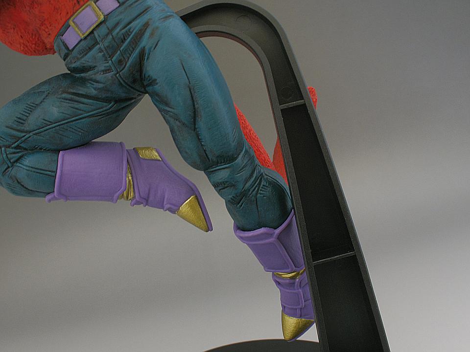 ドラゴンボールGT 超人技画 超サイヤ人4ベジータ32