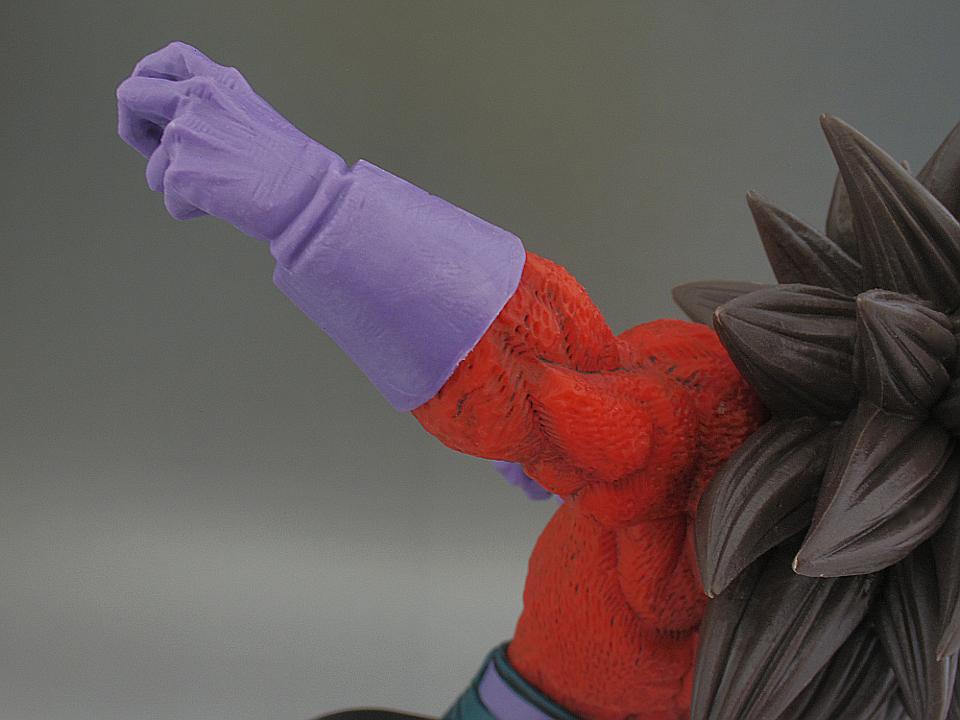 ドラゴンボールGT 超人技画 超サイヤ人4ベジータ28