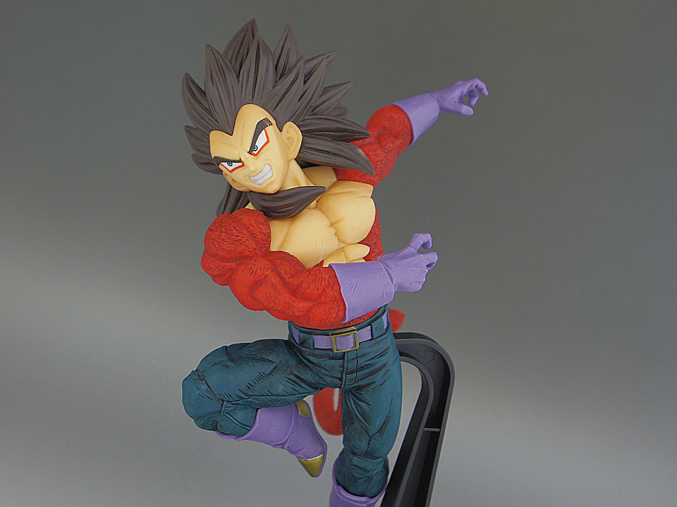 ドラゴンボールGT 超人技画 超サイヤ人4ベジータ49