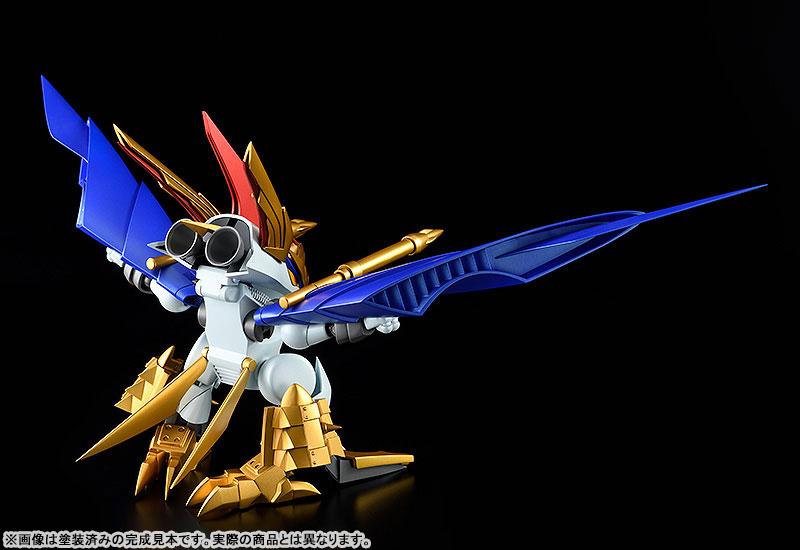 PLAMAX MS-13 真魔神英雄伝ワタル 鋼衣空王丸 プラモデルTOY-RBT-5982_02