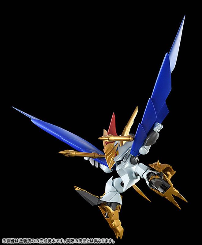 PLAMAX MS-13 真魔神英雄伝ワタル 鋼衣空王丸 プラモデルTOY-RBT-5982_03