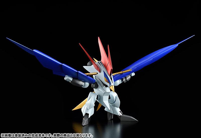 PLAMAX MS-13 真魔神英雄伝ワタル 鋼衣空王丸 プラモデルTOY-RBT-5982_06